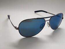 Dolce & Gabanna DG2141 Sunglasses Metal Frame/Blue Lens (04/55) #1019