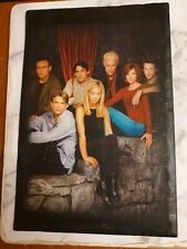 More details for buffy the vampire slayer slate pictures very rare 3 in total