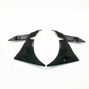 Matte Black Upper Side Inner Fairing Cowl For YAMAHA YZF R1 2004 2005 2006