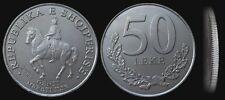 Albania Coin 50 Leke, 2000, UNC,