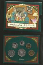 1999 BABY MINT SET  - UNCIRCULATED MINT COIN SET - ROYAL AUSTRALIA MINT