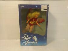 Vintage Tonka Star Fairies Jazz Action Figure Doll 1985 t3007