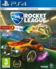 Rocket League Collector's Edition & The Flash PS4 * NEW SEALED PAL * Game CD