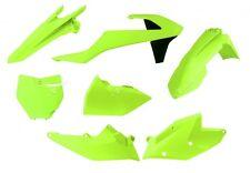 Kit Plastiche KTM SX 125-150 SXF 250-350-450 2016-17 Giallo Yellow Fluo Plastic