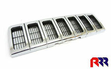 Jeep Grand Cherokee ZG NEW GRILLE CHROME 4/96-5/99