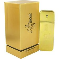 Paco Rabanne 1 ONE MILLION ABSOLUTELY GOLD Mens 3.3 oz Pure Cologne Spray