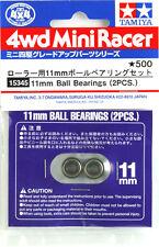 TAMIYA ACCESSORI MINI 4WD CUSCINETTI A SFERE 11 MM  BALL BEARINGS  ART 15345