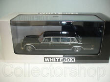 Whitebox : Mercedes 600 Pullman Black  1:43