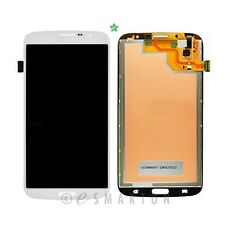 LCD Touch Digitizer Front Screen White Samsung Galaxy Mega 6.3 i527 i9200 i9205