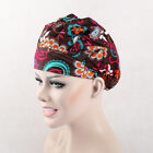 Women's Colorful Printed Scrub Surgery Medical Surgical Doctor/Nurse Hat/Cap