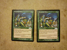 MTG Skyshroud Elite x2 - Uncommon - Exodus - Magic The Gathering Cards Lot