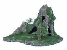 Decorazione Arredo Acquario Wild Mountain 2 Oggetto con tana Atossico