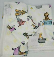 ba/ño al aire libre para cocina tres piezas de algod/ón suave y cuadrada toalla de mano estampado de leopardo toalla de ba/ño Juego de toallas Rulyy con textura de animal absorbente
