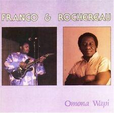 Franco, Franco & Rochereau - Omona Wapi [New CD]