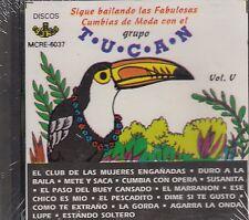 Grupo Tucan Fabulosas Cumbias De Moda Vol V CD Nuevo Sealed