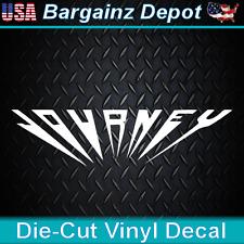 Vinyl Decal ... JOURNEY ... Band Car Laptop Sticker Vinyl Decal