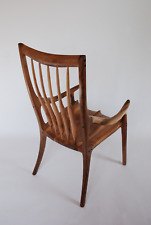 High Back Dining Chair inspired by Sam Maloof