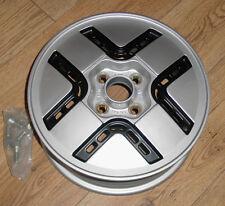 NEU 1x orig Opel Ronal Alufelge 5,5x14 ET49 Ascona C SR Kadett D GTE Corsa A GSI