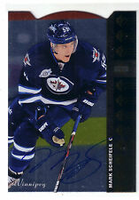 12/13 SP AUTHENTIC UPDATE 94/95 SP RETRO DIE CUT MARK SCHEIFELE AUTO *GROUP C