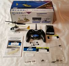 E-Flite Blade MCX RC Radio Control Micro Helicopter EFLH2200 with extra parts