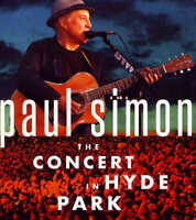 PAUL SIMON The Concert In Hyde Park 2CD/DVD BRAND NEW NTSC Region All