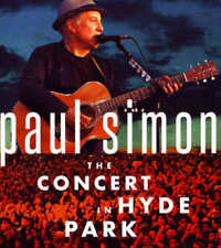 PAUL SIMON The Concert In Hyde Park 2CD/DVD BRAND NEW NTSC Region All