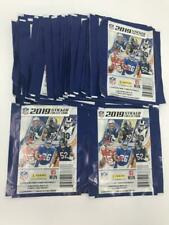 2019 Panini NFL Sticker Collection Football Packets Discount Flat Shippin