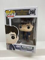 Funko POP! Miss Peregrine's Home For Peculiar Children- Jake Portman #260
