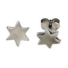 Mode-Ohrschmuck aus Edelstahl mit Stern-Schliffform für Damen