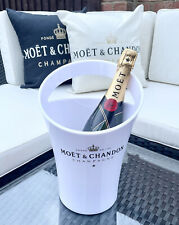 More details for moët & chandon champagne bucket *imperial white*