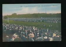 France Horse Racing Champ de Courses d'AUTEUIL Pelouse c1900/10s? PPC