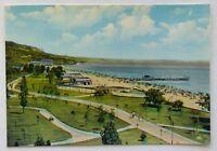 Bulgaria Varna General view of Golden Sands 1960 Postcard (P320)