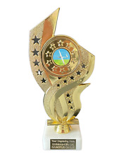 Gliding Pilot  Award Unity Sports Trophy (A) ENGRAVED FREE