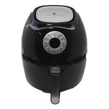 Cook's Essentials 3.4-qt 1500-Watts Digital Electric Air Fryer - Black