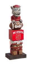 North Carolina State Wolfpack Tiki Tiki Totem Statue - Free Ship - Go Pack