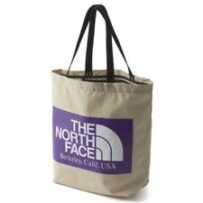 THE NORTH FACE PURPLE LABEL Logo Print Tote Bag NEW from Japan F/S