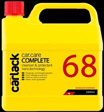 Carlack Complete 68 Polish 1000mL Car Polish and Cleaner German-Designed