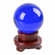 Big 150mm Crystal Ball Natural Color Solid Sphere Healing Ball Venue Decor Stand