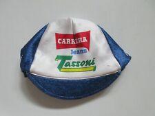 Casquette bonnet cycliste hiver CARRERA JEANS TASSONI PANTANI cap hat vintage