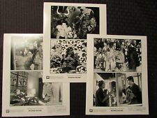 "2001 MONKEYBONE Movie Promo Stills 8x10"" VF+ 8.5 LOT of 3 Brendan Fraser"