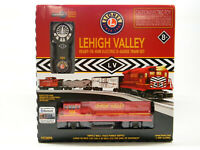 LIONEL LIONCHIEF O GAUGE LEHIGH VALLEY TRAIN SET BLUETOOTH U36B LHV 1923090 NEW