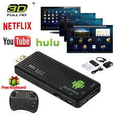 MK809IV Android 4.4 TV Dongle Box Quad Core Mini PC 1080P 3D + 2.4G Air Mouse