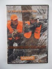 Knight & Hale Game Calls ULTIMATE WHITETAIL XV 15, Brand New Sealed DVD