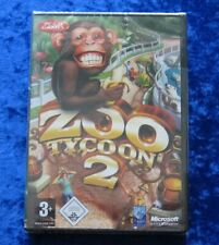 Zoo Tycoon 2, PC Spiel, Neu
