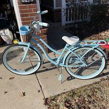 """Huffy Nel Lusso Women's Cruiser Bike - 24"""", Mint Loval Pickup Only"""
