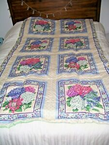 Quilt Comforter Coverlet Tablecloth Beach Blanket 44x70 Pillow New in Pkg w/Tags