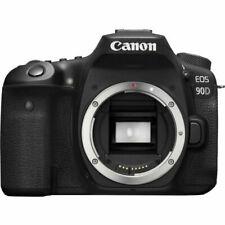 Canon EOS 90D 32.5 Mpx Fotocamera Reflex Digitale - Nera (Solo Corpo)