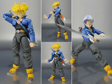 S.H.Figuarts SHF Dragon Ball Z Kai Super Saiyan Trunks Action Figure 15cm NOBOX