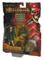 Pirates of The Caribbean Singapore Disguised Elizabeth Swann Zizzle Figure