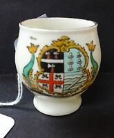 Goss China Model of the Colchester Vase with Ilfracombe Crest